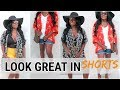 FASHION OVER 40 | HOW TO LOOK GOOD IN SHORTS | HOW I STYLE MY SUMMER SHORTS