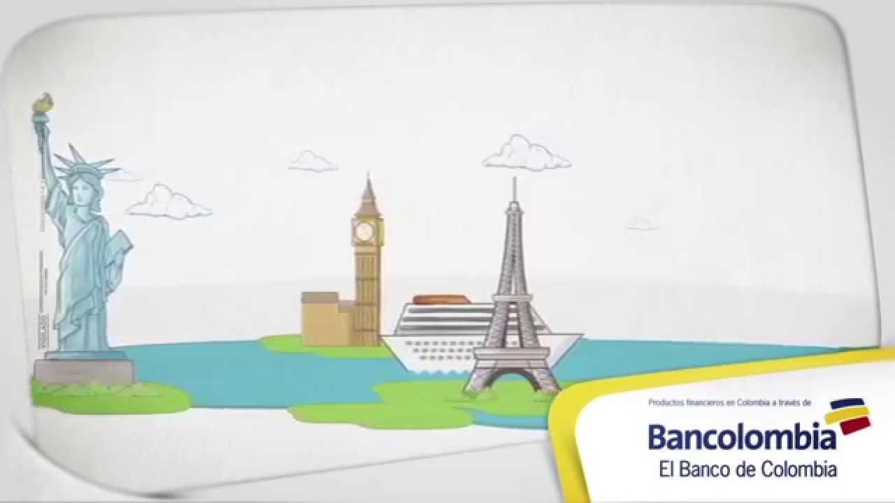 Bancolombia Colombianos En El Exterior Youtube