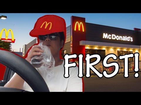 FIRST EVER MCDONALDS DRIVE THRU IN BOHOL!!! (KuyaYo Vlogs Ep. 12)
