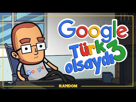 GOOGLE TÜRK OLSAYDI 3 - TÜRKÇE ANİMASYON (PARODİ)