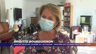 Yvelines | L'interview express de Brigitte Bourguignon, ministre en charge de l'autonomie