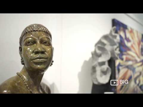 Ukama Art Gallery in Vancouver Canada for Paintings and Sculpture