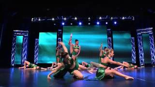 """Contemporary Large Group- """"Sticks and Stones""""- FOCUS Dance Center"""