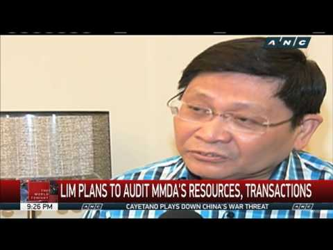 EXCLUSIVE: What former military general plans to do as MMDA chief