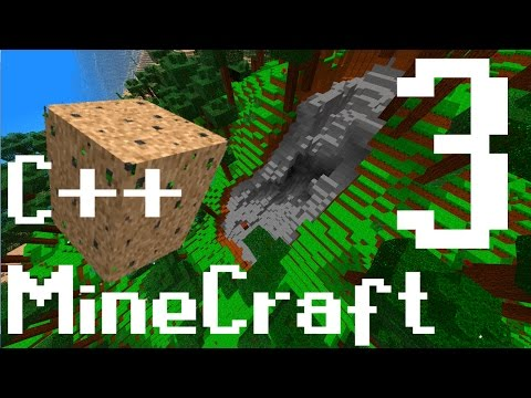 Creating Minecraft In C++/ OpenGL - Part Three
