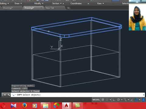 Full Download] Tutorial Autocad Membuat 3d Bufet Tv