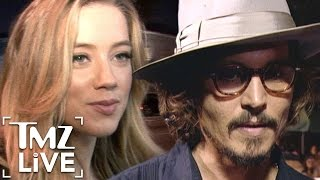 Johnny Depp & Amber Heard Divorce | TMZ Live