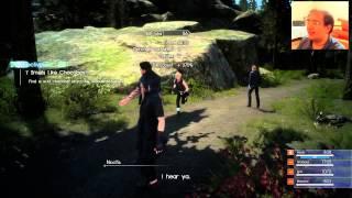 İlk İzlenim: Final Fantasy XV: Episode Duscae