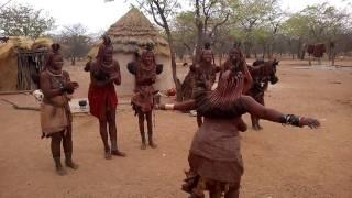 Namibia Himba Dance
