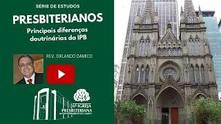 Os dons e a regulamentação do serviço de culto a Deus (1Co 14) | Rev. Orlando Damico