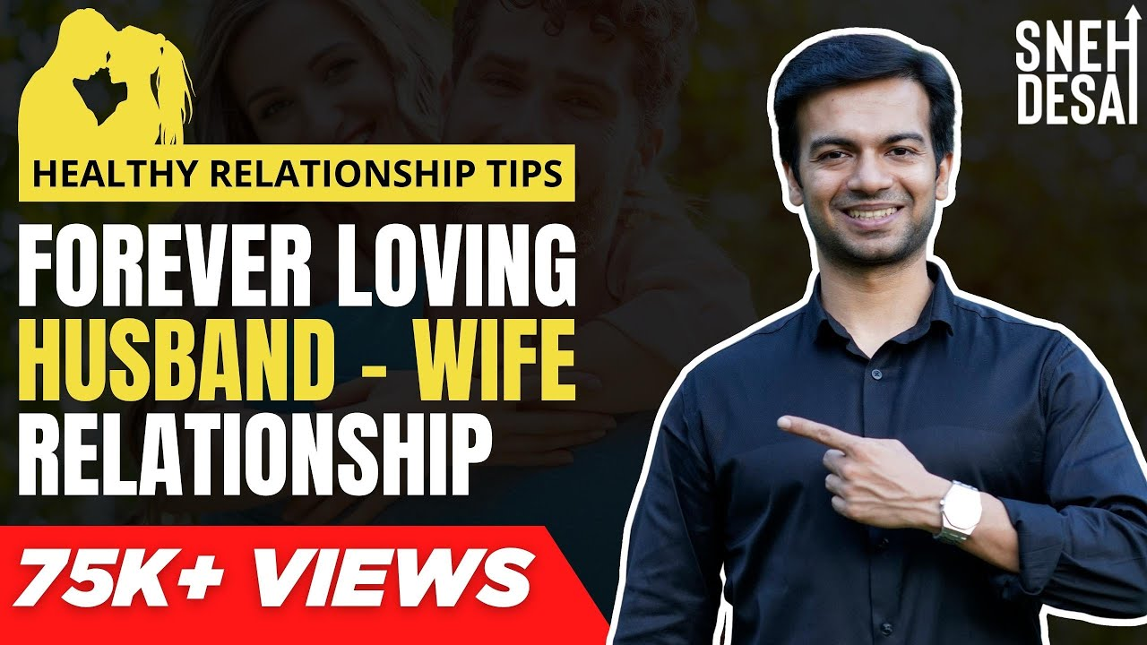 how to maintain wife and husband relationship