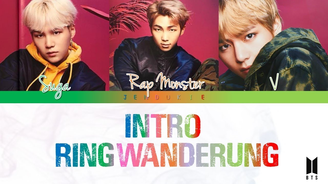 BTS – Intro Ringwanderung