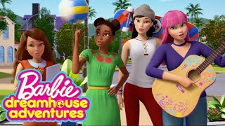 Available on Netflix Feb 14th | Barbie Dreamhouse Adventures | Barbie