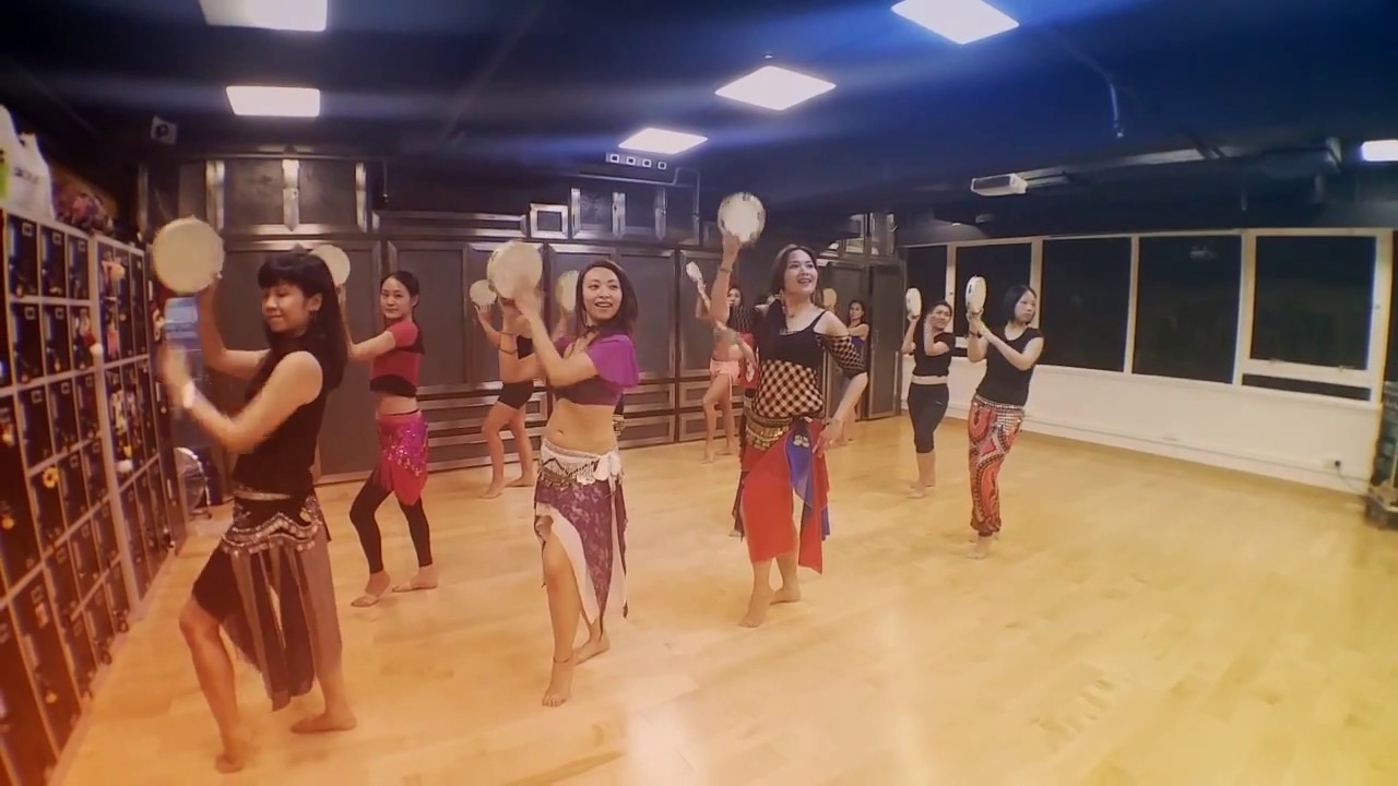 Allah Allah Ya Baba (Sidi Mansour) Bellywood Dance Preview by MasterRam  HongKong