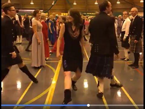 RSCDS 2016 AGM - Saturday Night Formal Ball
