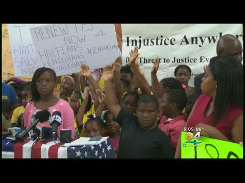 Miami's Haitian Community Launches TPS Extension Campaign