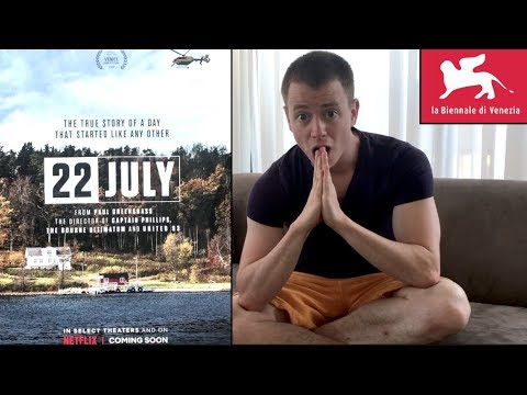 22 July - Film Review (Netflix) Venice Film Festival