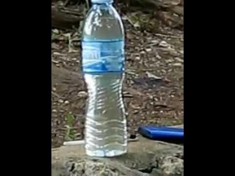 ขวดน้ำมนต์สั่น ที่บ่อน้ำทิพย์