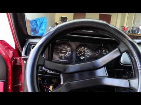 1986 Dodge Omni GLH New Interior