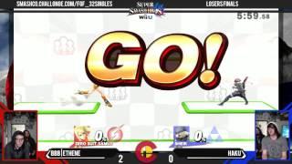 FGF32 - BBB|Ethene (Corrin) Vs. Haku (Sheik) - Losers Finals