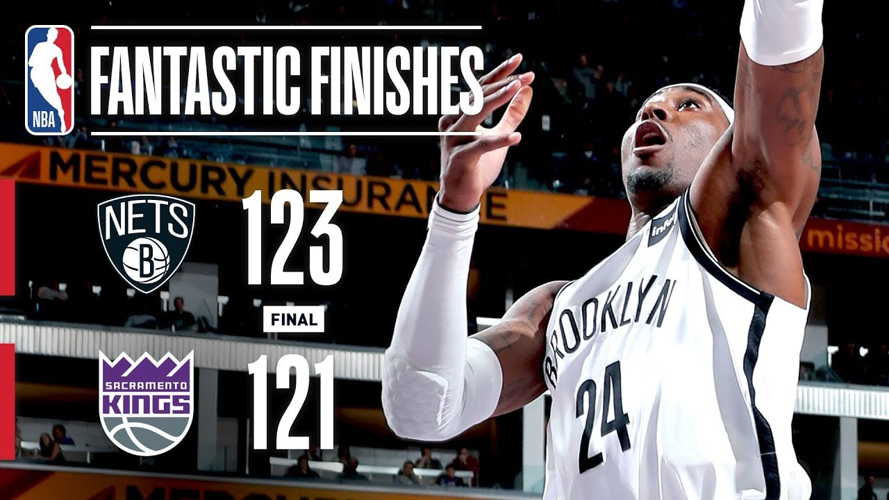 Nets Battle Back From A 28-POINT DEFICIT | March 19, 2019