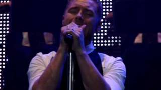 ronan keating winter song manchester 13th march