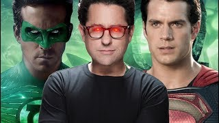 JJ Abrams Might Be Making Superman and Green Lantern Movies