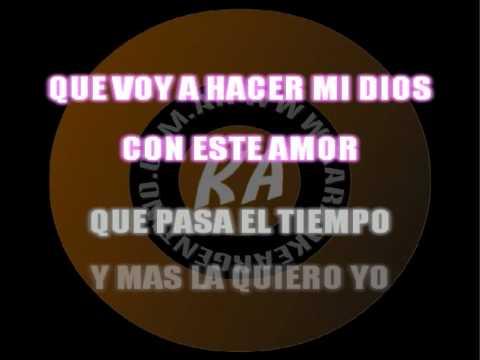 KOLY ARCE - USTED JURO ANTE DIOS (karaoke)