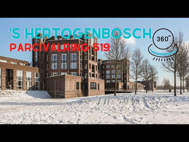 360 graden video YouTube - Parcivalring 519 's-Hertogenbosch