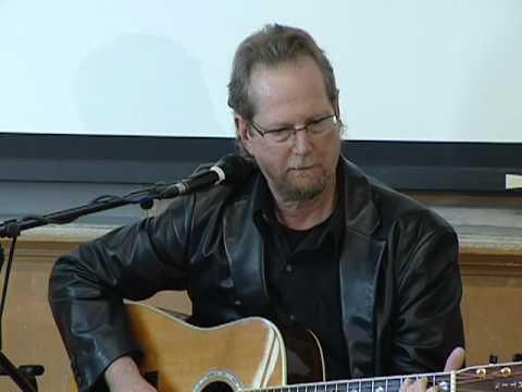 Roger McGuinn at UC Berkeley