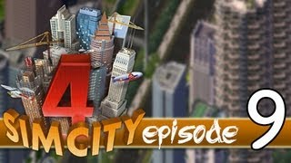 Sim City 4 Let's Play - Part 9 - Subway Systems