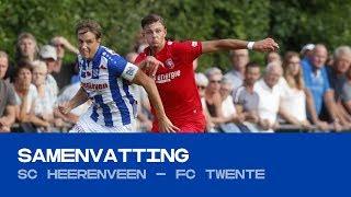 HIGHLIGHTS | sc Heerenveen - FC Twente