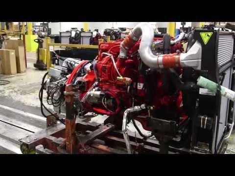 Ic Bus Tulsa Cummins Isb Engine - YT