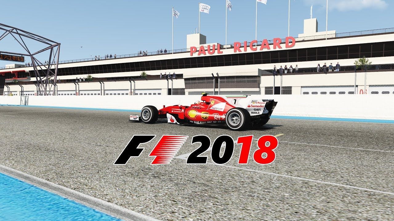 f1 2018 gp di francia il paul ricard al simulatore eng subtitles youtube. Black Bedroom Furniture Sets. Home Design Ideas