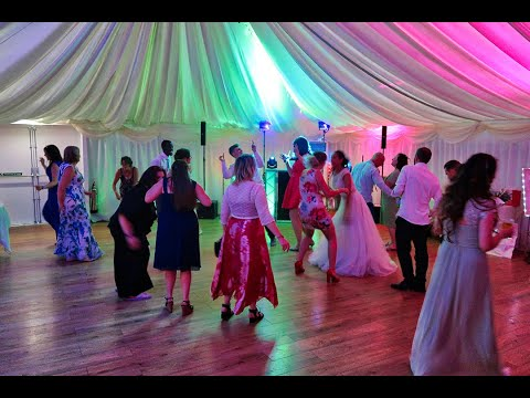 SoundONE Cornwall Wedding DJ at Gwel an Mor Portreath