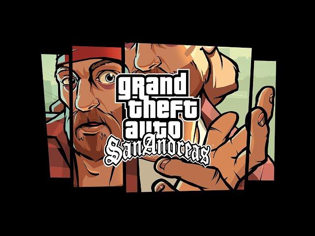 GTA San Andreas - Bande annonce de la version Xbox (première du nom)