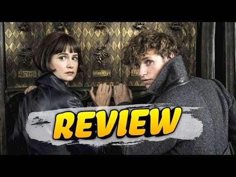 Fantastic Beasts: The Crimes of Grindelwald - Review!