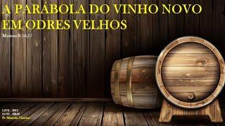 IP Central de Itapeva - Live Pr. Marcelo e Marquinhos - 01/03/2021