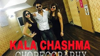 Kala Chashma Dance Choreography | Baar Baar Dekho | Bollywood Dance Steps Video