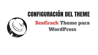 Configurar WP-SCRIPT con el Theme SexCrack