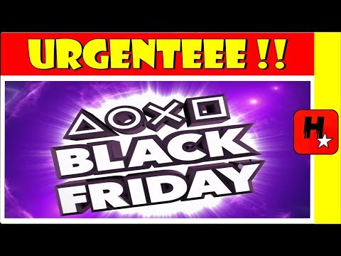Black Friday De JOGOS / PROMOÇÃO PRÉ BLACK FRIDAY SONY NA PLAYSTATION STORE