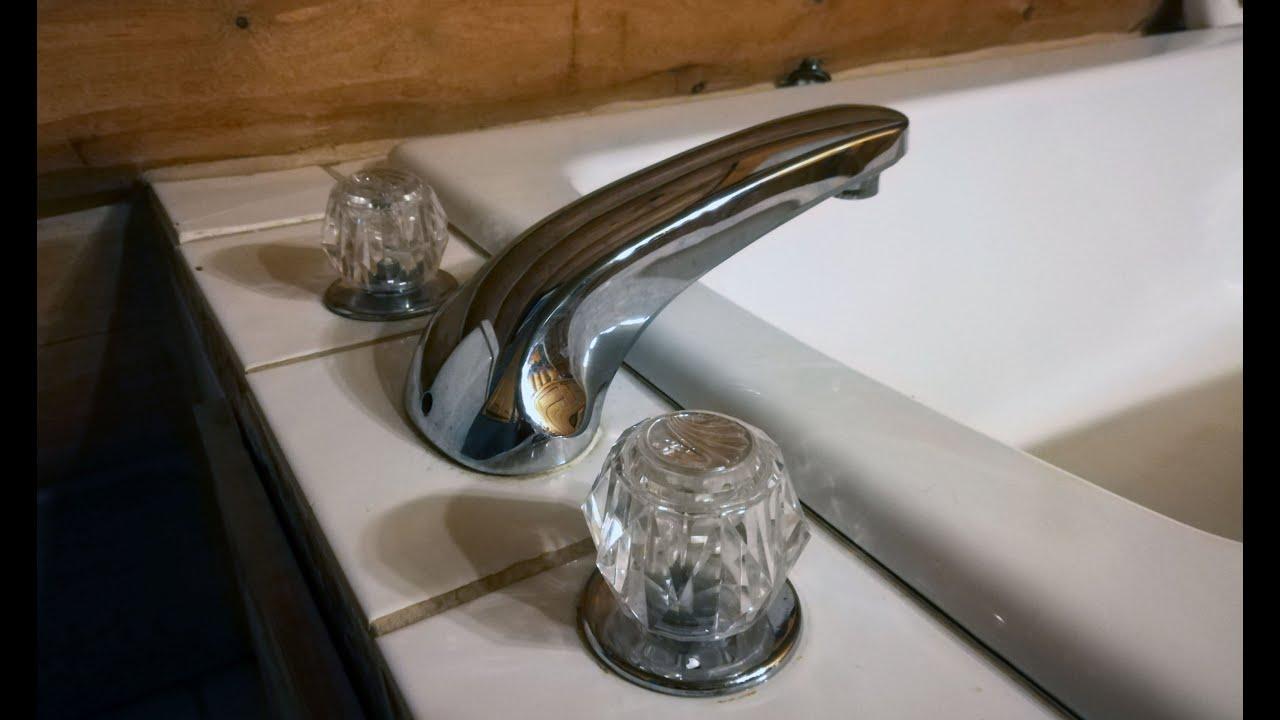 delta tub faucet drip repair