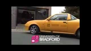 MSc in Mechanical Engineering, School of Engineering, University of Bradford