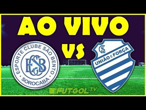 SÃO BENTO X CSA AO VIVO | COPA SP | 07/01/2020
