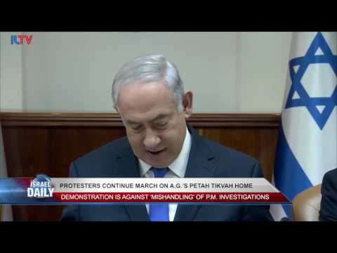 Your News From Israel - July 30, 2017