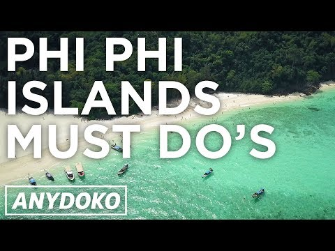 Phi Phi Islands - The Best Things To Do!