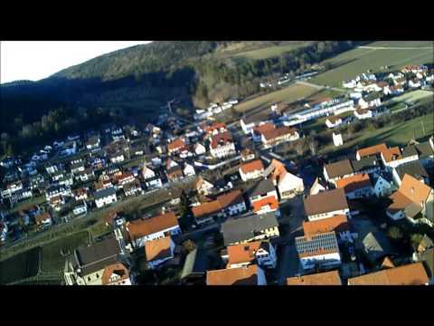 Mühlheim Stetten Donau Luftaufnahme Drohne