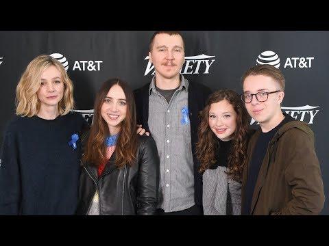 Paul Dano, Zoe Kazan & Carey Mulligan on 'Wildlife' - Variety Studio Sundance