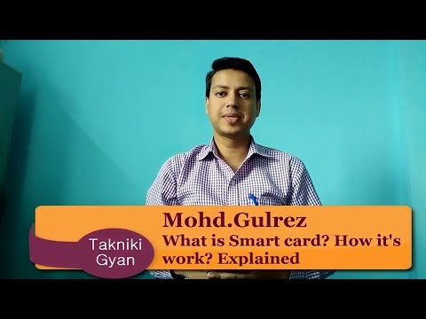 What is smart card ? How it works ? How to use your Smart phone as Smart card ?