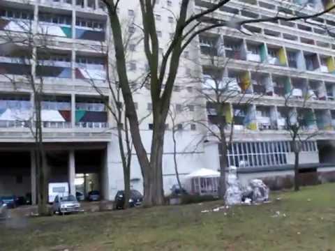 Unité d'Habitation, Corbusierhaus